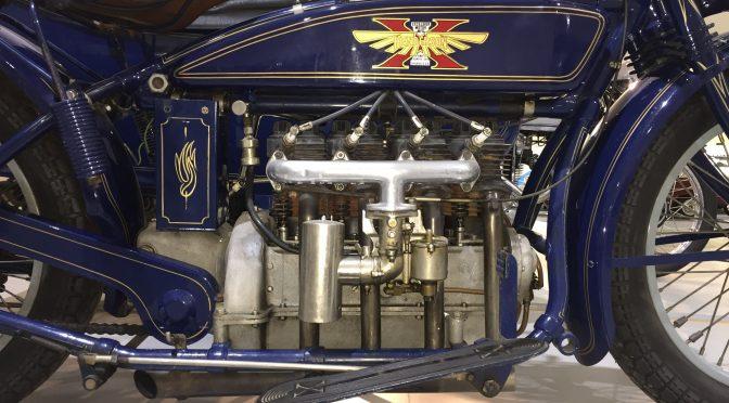 1923 Henderson K Model Deluxe video