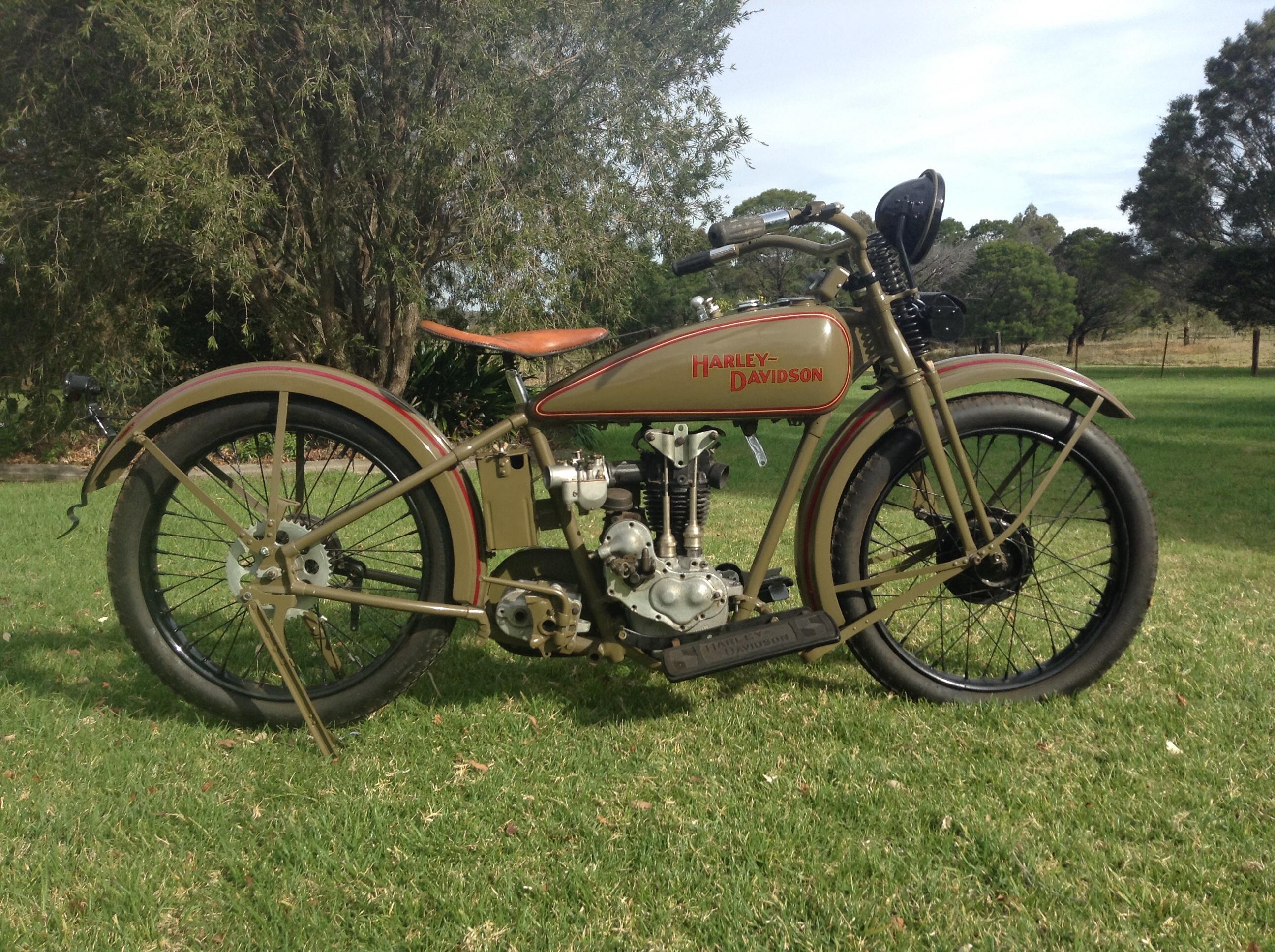 1926 Harley Davidson Ohv Peashooter Sold: 1928 Harley Davidson OHV 350cc – SOLD
