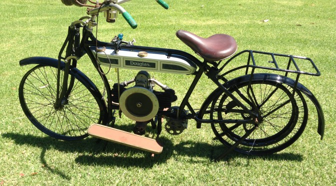 1914/15 Douglas 2 3/4 hp – SOLD